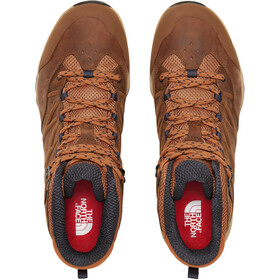 The North Face Hedgehog Hike II Mid GTX Shoes Men timber tan/india ink